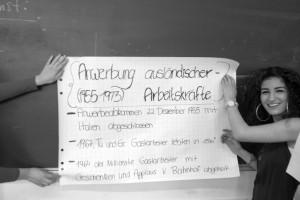 Migration Lehrer Unterricht Offen