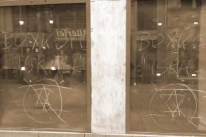 1. April Wiesbaden Antisemitismus Boykott Israel