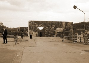 Rampe Ort Erinnerung Denkmal